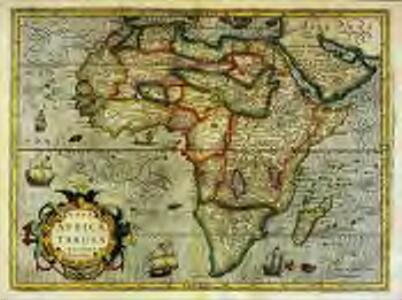Nova Africæ tabula