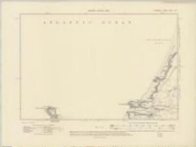 Cornwall XXXI.SE - OS Six-Inch Map