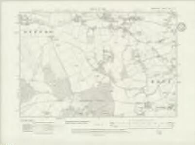 Hampshire & Isle of Wight XLII.SE - OS Six-Inch Map