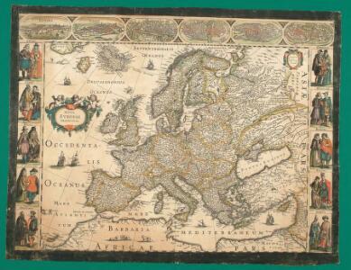 Nova Evropae Descriptio