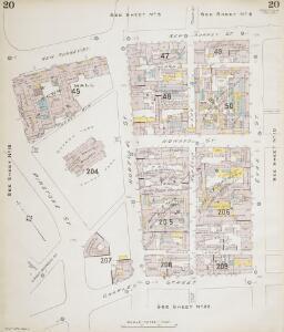 Insurance Plan of Sheffield (1896): sheet 20