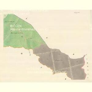 Tieschütz (Tessice) - m3101-1-004 - Kaiserpflichtexemplar der Landkarten des stabilen Katasters