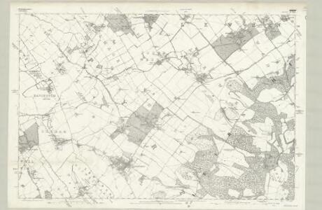 Buckinghamshire XL - OS Six-Inch Map