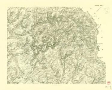 III. vojenské mapování 3957/1