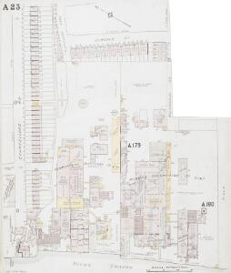 Insurance Plan of London Western District Vol. A: sheet 23-1
