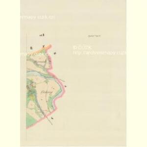 Jogsdorf (Jakubczowice) - m1016-1-003 - Kaiserpflichtexemplar der Landkarten des stabilen Katasters
