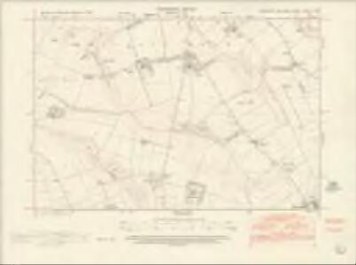 Yorkshire CXXVI.NW - OS Six-Inch Map