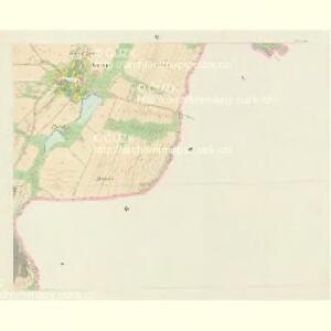 Hluboka - c1893-1-006 - Kaiserpflichtexemplar der Landkarten des stabilen Katasters