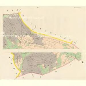 Kaiserwalde - c0761-2-002 - Kaiserpflichtexemplar der Landkarten des stabilen Katasters