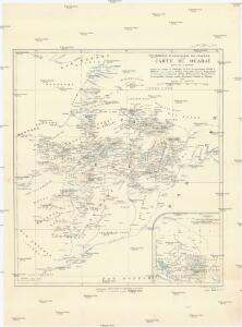 Carte du Ouadai