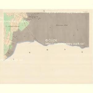 Kallischt - m1136-1-005 - Kaiserpflichtexemplar der Landkarten des stabilen Katasters