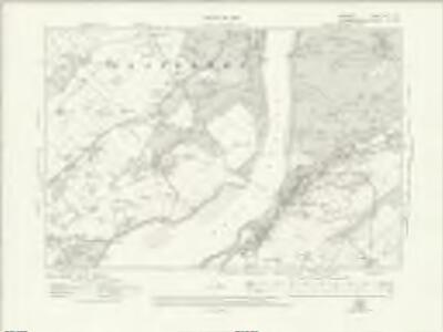 Anglesey XXIII.NW - OS Six-Inch Map