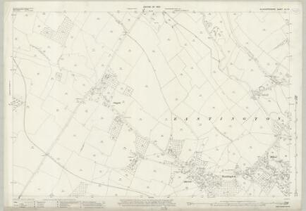 Gloucestershire XL.16 (includes: Eastington; Frampton on Severn; Whitminster) - 25 Inch Map