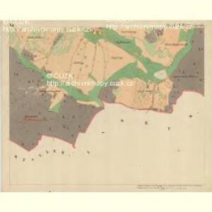 Stoitzen - m2885-1-006 - Kaiserpflichtexemplar der Landkarten des stabilen Katasters