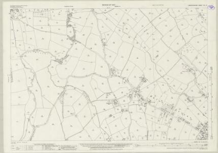 Warwickshire XX.15 (includes: Balsall; Barston) - 25 Inch Map