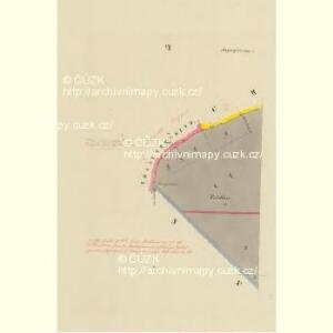 Grafengrün - c1748-2-005 - Kaiserpflichtexemplar der Landkarten des stabilen Katasters