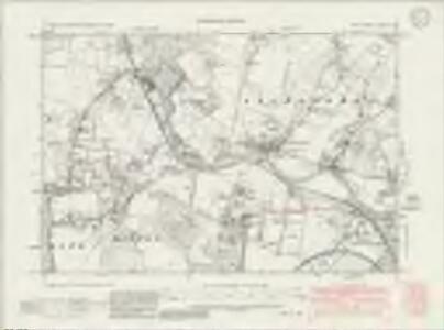 Kent XXXI.SW - OS Six-Inch Map