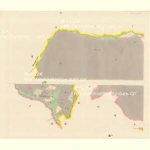 Dobischwald - m0458-1-001 - Kaiserpflichtexemplar der Landkarten des stabilen Katasters