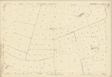 Nottinghamshire XL.4 (includes: Balderton; Cotham; Long Bennington) - 25 Inch Map