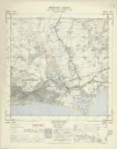 SZ19 - OS 1:25,000 Provisional Series Map