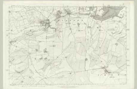 Wiltshire XLI - OS Six-Inch Map