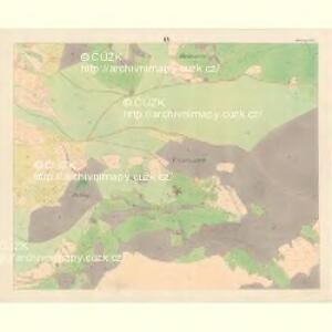 Bilnitz - m0305-1-008 - Kaiserpflichtexemplar der Landkarten des stabilen Katasters