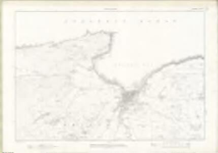 Caithness-shire Sheet V - OS 6 Inch map