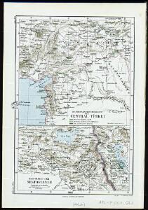 Die sogenannten Missionen der Central-TürkeiDas Gebiet der Nestorianer