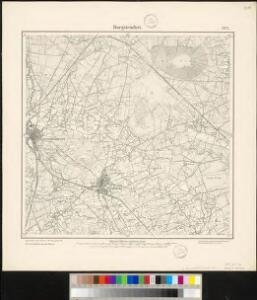 Meßtischblatt 2075 : Burgsteinfurt, 1897