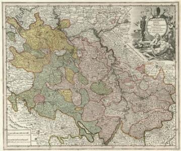 Palatinatus Rheni unacum Episctu. Wormatiensi Spirensique Ducatu item Bipontino et adjacentibus