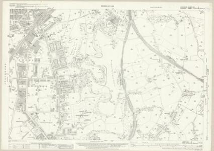 Lancashire CXII.5 (includes: Bredbury And Romiley; Stockport) - 25 Inch Map