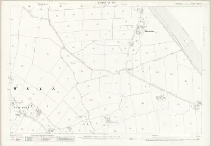 Yorkshire CCXLII.4 (includes: Rimswell; Withernsea) - 25 Inch Map