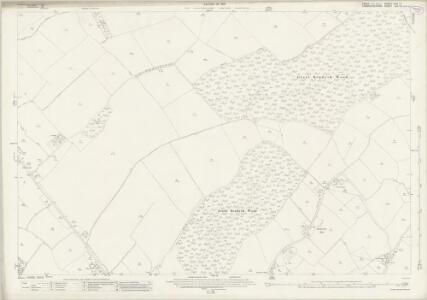 Essex (New Series 1913-) n VIII.11 (includes: Ashdon; Radwinter) - 25 Inch Map