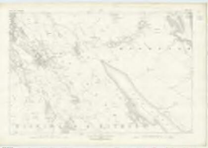 Argyllshire, Sheet LII - OS 6 Inch map