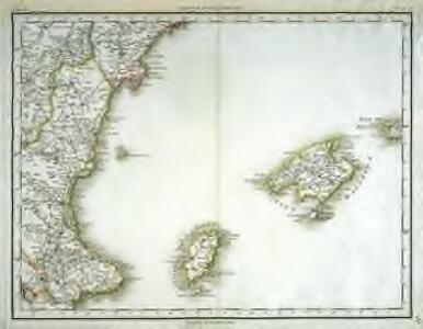 [Carte d'Espagne et de Portugal en neuf feuilles, 6]