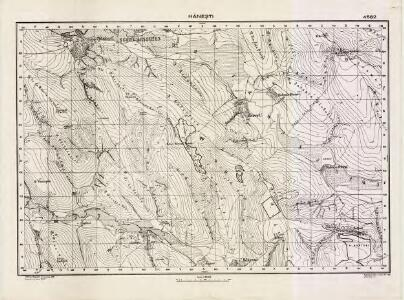 Lambert-Cholesky sheet 4682 (Hăneşti)