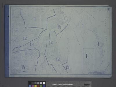 Height District Map Section No. 4; Height district map / City of New York, Board of Estimate and Apportionment.