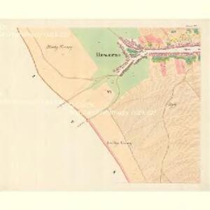Howoran - m0869-1-006 - Kaiserpflichtexemplar der Landkarten des stabilen Katasters
