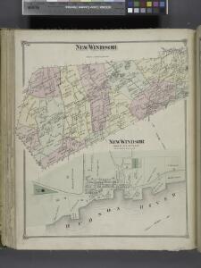 New Windsor [Township]; New Windsor [Village]