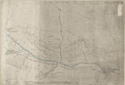 Yorkshire XCVIII.2 (includes: Buckden) - 25 Inch Map