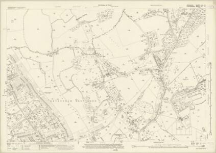 Berkshire XXIX.11 (includes: Eye and Dunsden; Kidmore End; Reading) - 25 Inch Map