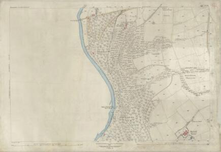 Devon CV.14 (includes: Calstock; Tavistock Hamlets) - 25 Inch Map