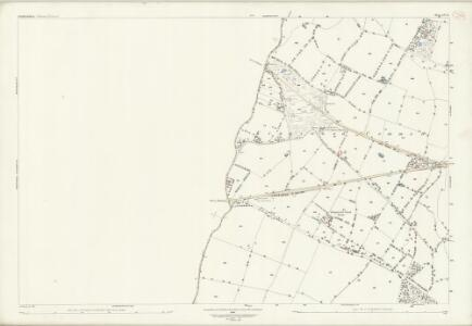 Staffordshire LV.15 (includes: Albrighton; Boningale; Codsall; Wrottesley) - 25 Inch Map
