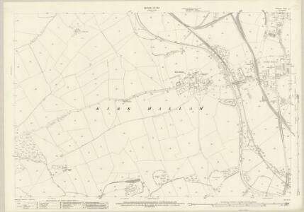 Derbyshire LI.1 (includes: Dale Abbey; Ilkeston; Stanton By Dale; West Hallam) - 25 Inch Map