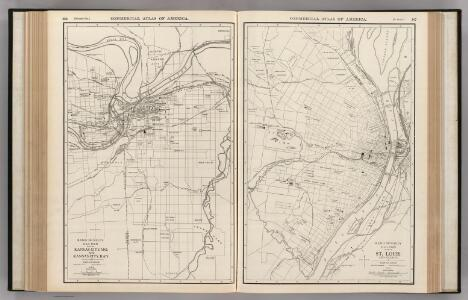 Kansas City and Vicinity.  St. Louis and Vicinity.