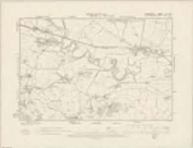 Derbyshire LIII.SW - OS Six-Inch Map