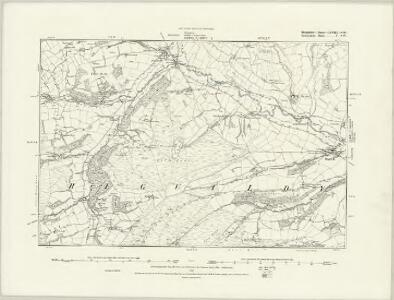 Pembrokeshire XLIV.NW - OS Six-Inch Map