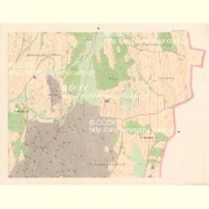 Tillmitschau (Tumaczow) - c7927-1-005 - Kaiserpflichtexemplar der Landkarten des stabilen Katasters