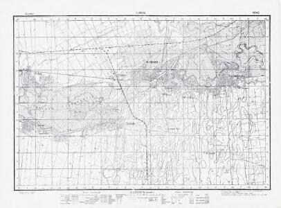 Lambert-Cholesky sheet 4945 (Slobozia)
