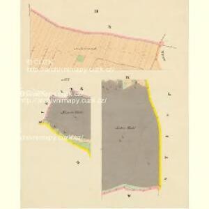Lischau - c4150-1-003 - Kaiserpflichtexemplar der Landkarten des stabilen Katasters